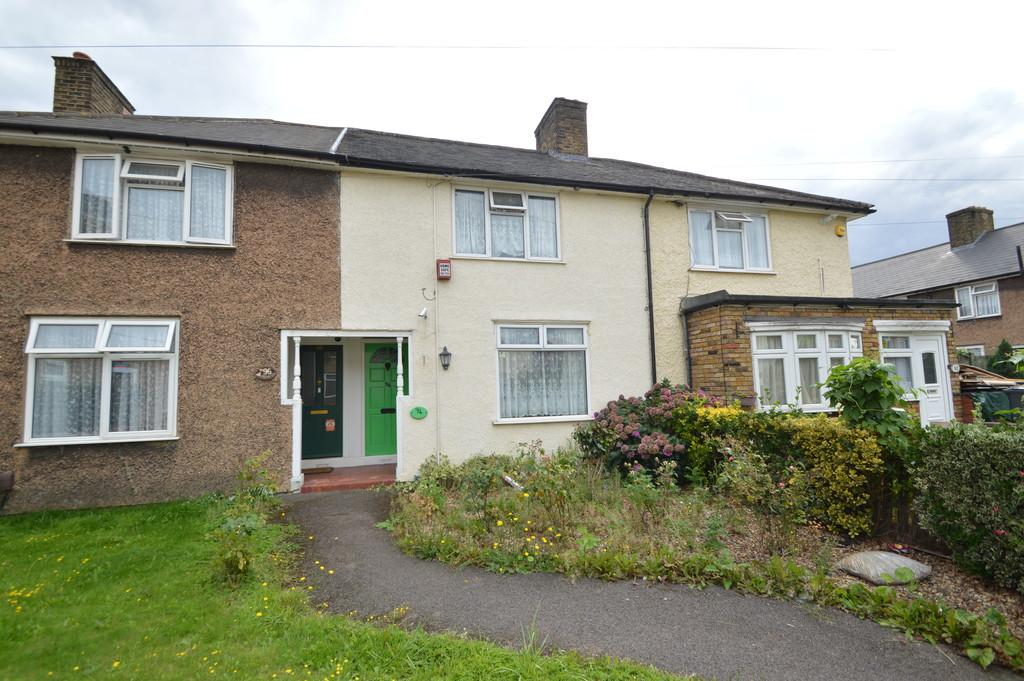 2 Bedrooms Terraced House for sale in Flamstead Road, Dagenham