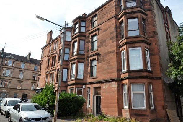 Flat for sale in Kirkwell Road, Cathcart, G44