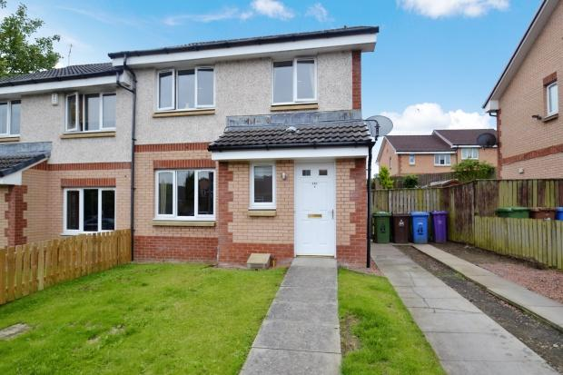 3 Bedrooms Semi Detached House for sale in Muirshiel Crescent, Priesthill, G53