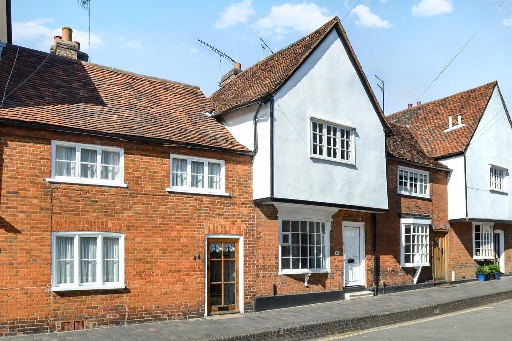2 Bedrooms Terraced House for sale in Fishpool Street, St Albans