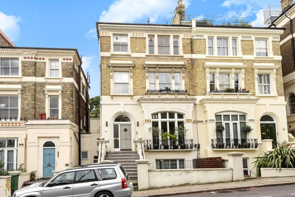 2 Bedrooms Flat for sale in Highgate West Hill, Highgate