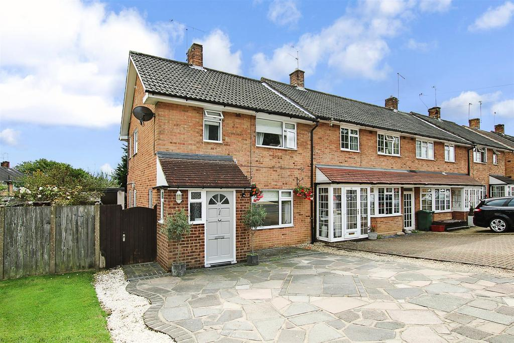 2 Bedrooms End Of Terrace House for sale in Knights way