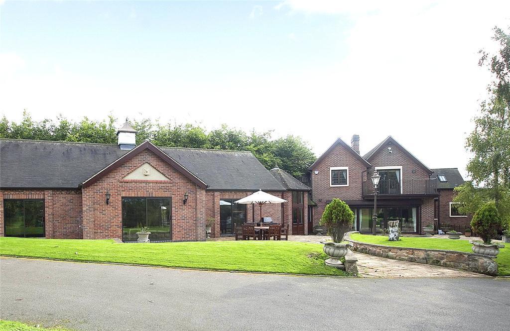 6 Bedrooms Detached House for sale in Austrey, Warwickshire