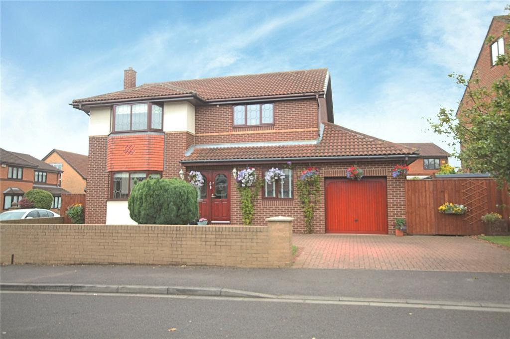 4 Bedrooms Detached House for sale in Strome Close, Ingleby Barwick