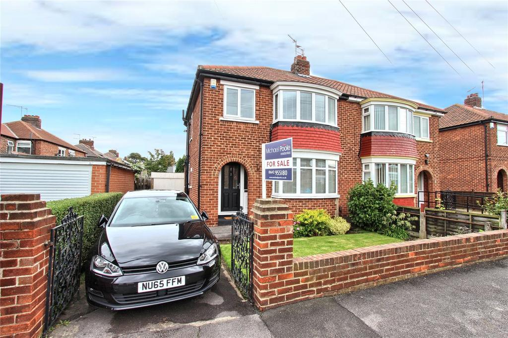 3 Bedrooms Semi Detached House for sale in Grasmere Drive, Normanby