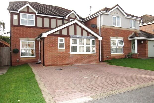 3 Bedrooms Detached House for sale in Japonica Drive, Bulwell, Nottingham, NG6