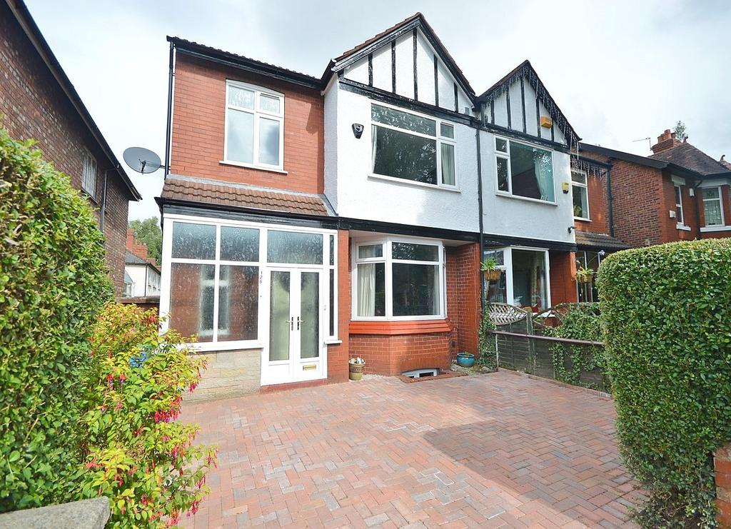 3 Bedrooms Semi Detached House for sale in Edgeley Road, Edgeley
