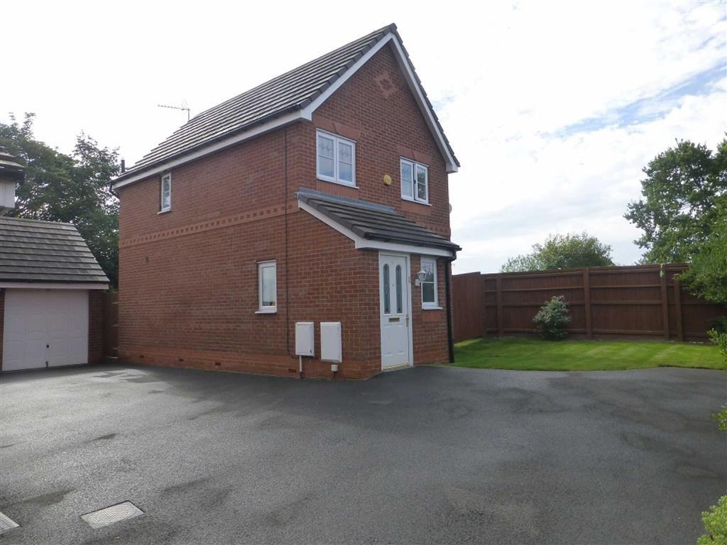 3 Bedrooms Detached House for sale in Heulfan Way, Gwersyllt, Wrexham