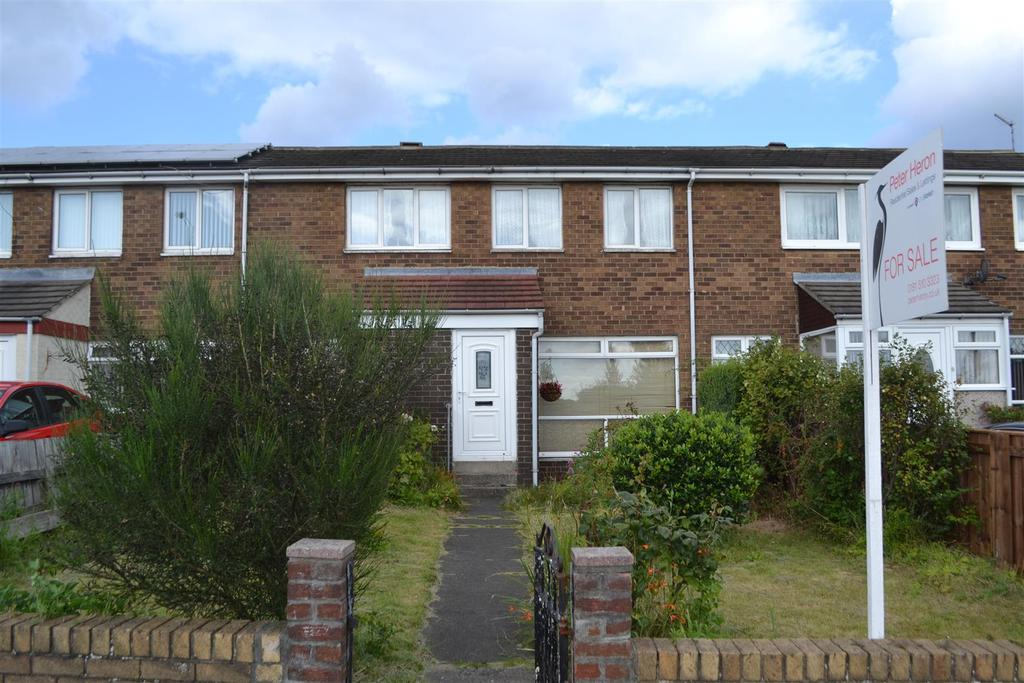 3 Bedrooms Semi Detached House for sale in Rochdale Way, Redhouse, Sunderland