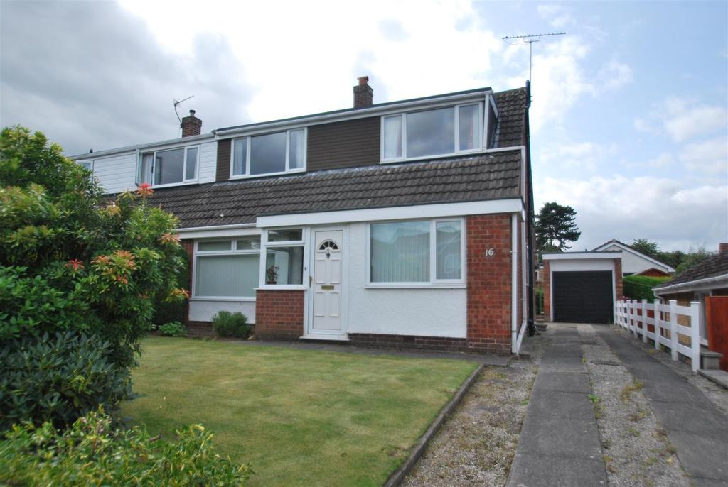 3 Bedrooms Semi Detached House for sale in Brackenway, Frodsham