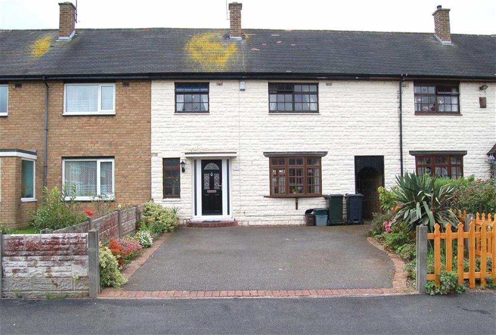 3 Bedrooms Terraced House for sale in Bruera Road, Great Sutton, Ellesmere Port