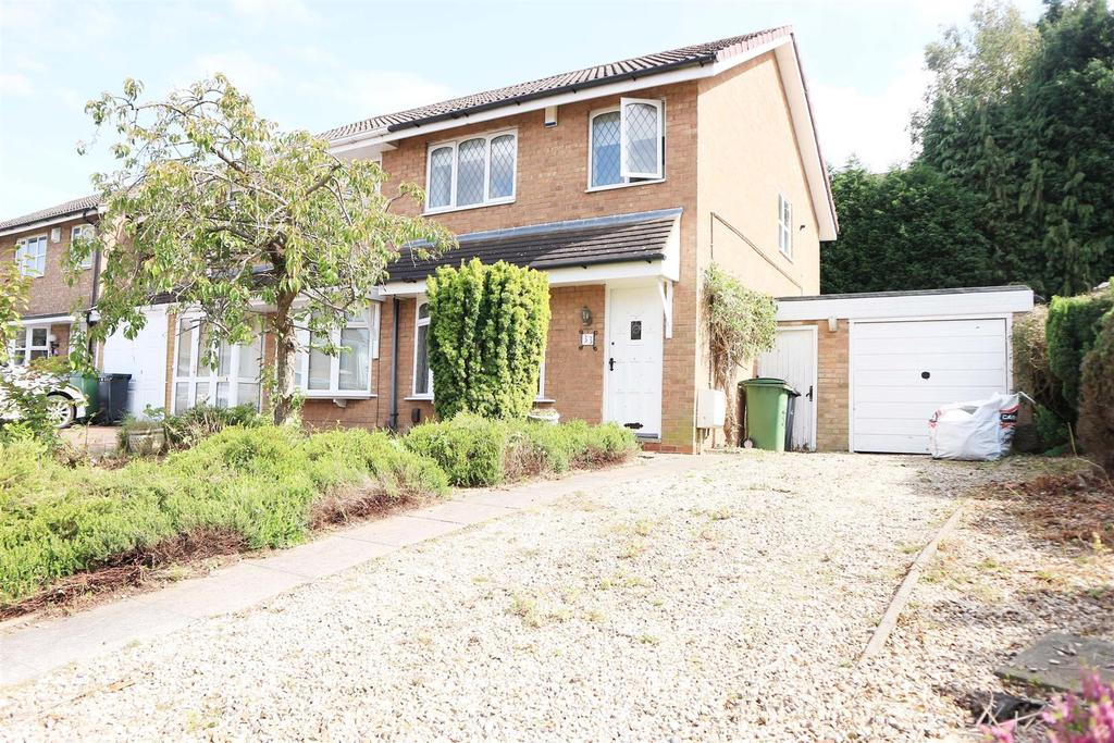 3 Bedrooms Semi Detached House for sale in Sandon Road, Stourbridge