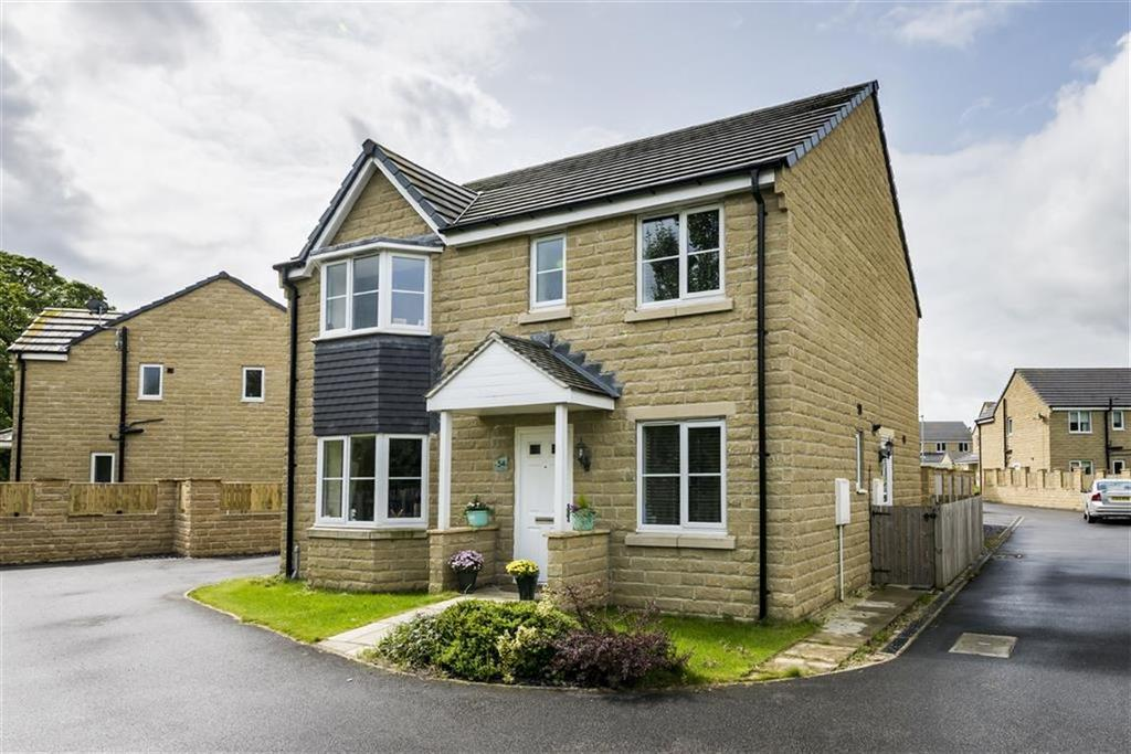 4 Bedrooms Detached House for sale in Holly Road, Scissett, Huddersfield, HD8