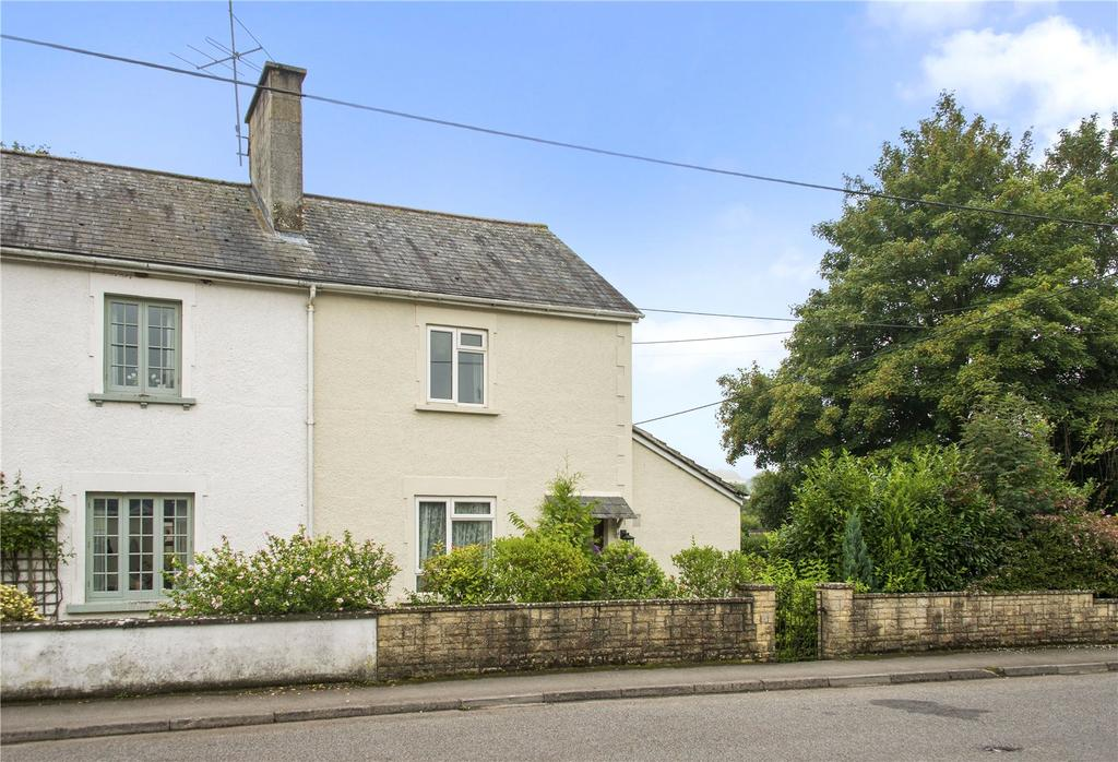 3 Bedrooms Semi Detached House for sale in Salisbury Road, Steeple Langford, Salisbury