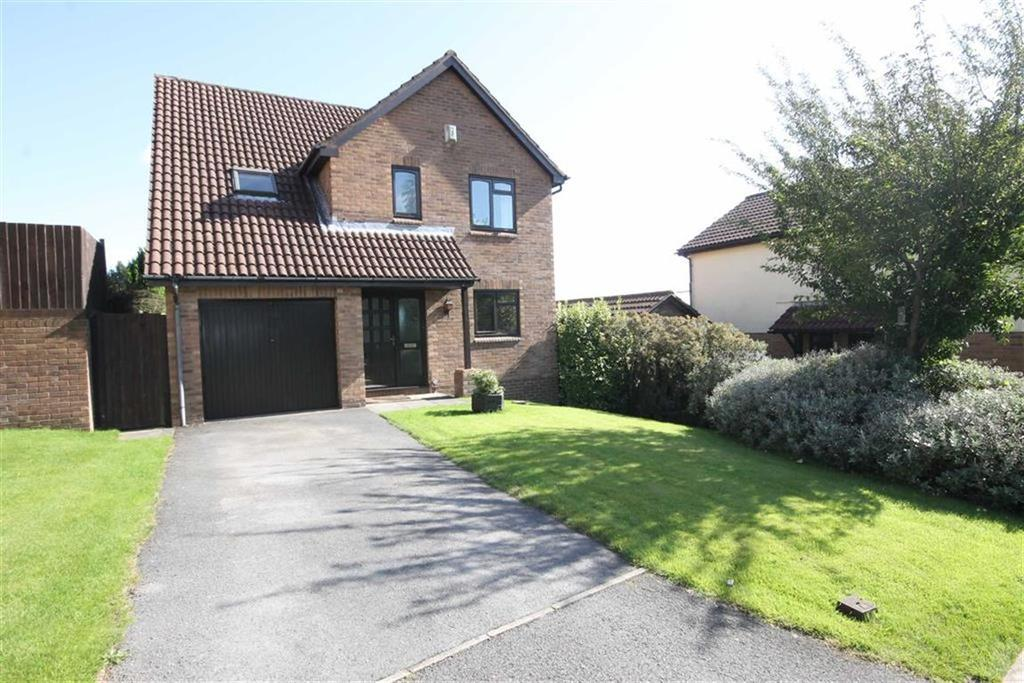 4 Bedrooms Detached House for sale in Clos Y Ceinach, Thornhill, Cardiff, CF14