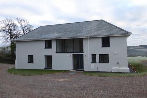 4 bedroom detached house to rent - Edge of Town, South Molton, Devon, EX36