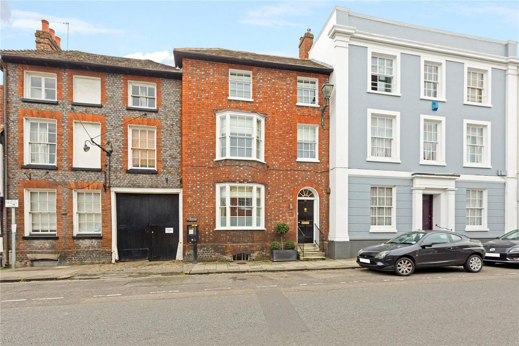 4 Bedrooms Terraced House for sale in New Street, Henley-on-Thames, Oxfordshire, RG9