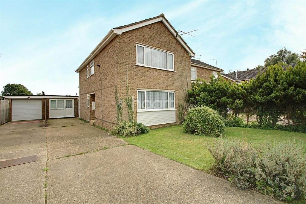 3 Bedrooms Semi Detached House for sale in Hawthorn Close, Littleport