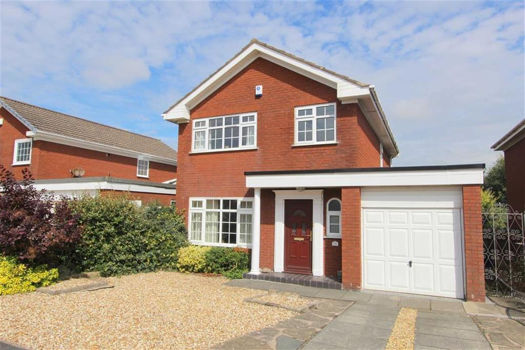 4 Bedrooms Detached House for sale in Arnside Avenue, Lytham St Annes, Lancashire