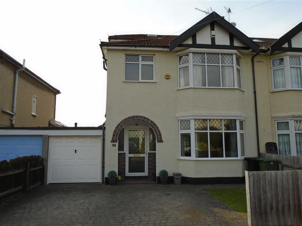 4 Bedrooms Semi Detached House for rent in Wimbledon Road, Henleaze, Bristol
