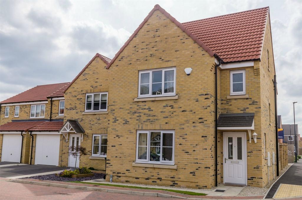 4 Bedrooms Detached House for sale in 27 Blackthorn Close, SELBY, North Yorkshire