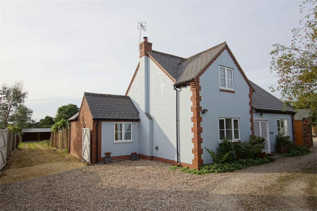 3 Bedrooms Detached House for sale in Old Warwick Road, Shrewley, Warwick