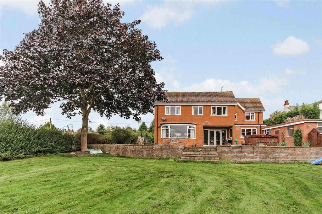 5 Bedrooms Detached House for sale in Fairfield Lane, Wolverley, Kidderminster, Worcestershire