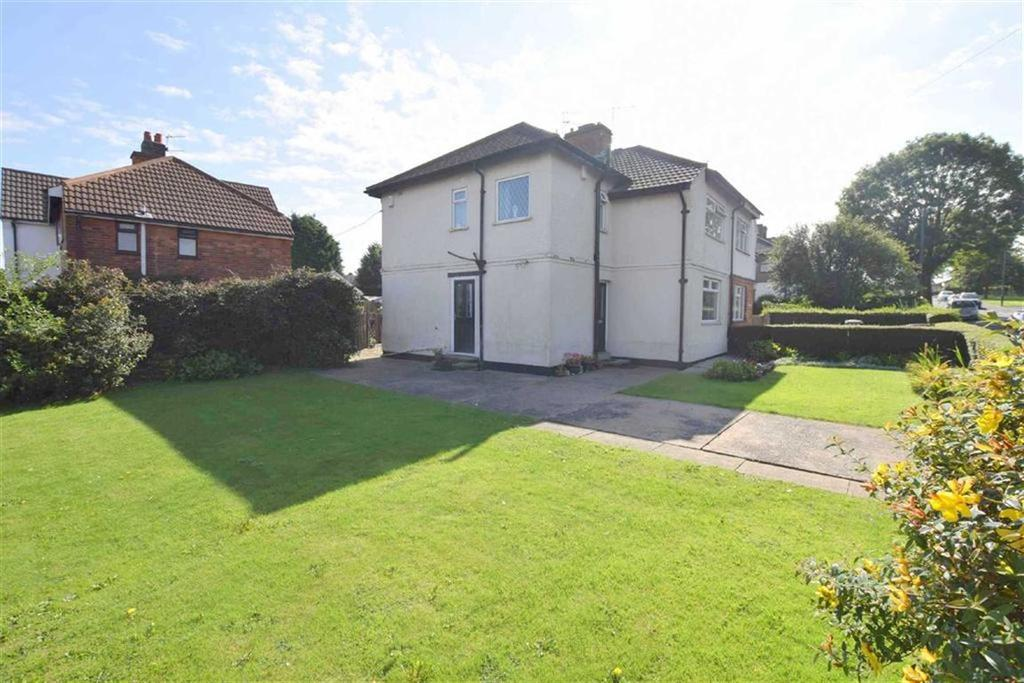 3 Bedrooms Semi Detached House for sale in St. Hughs Avenue, Cleethorpes, North East Lincolnshire