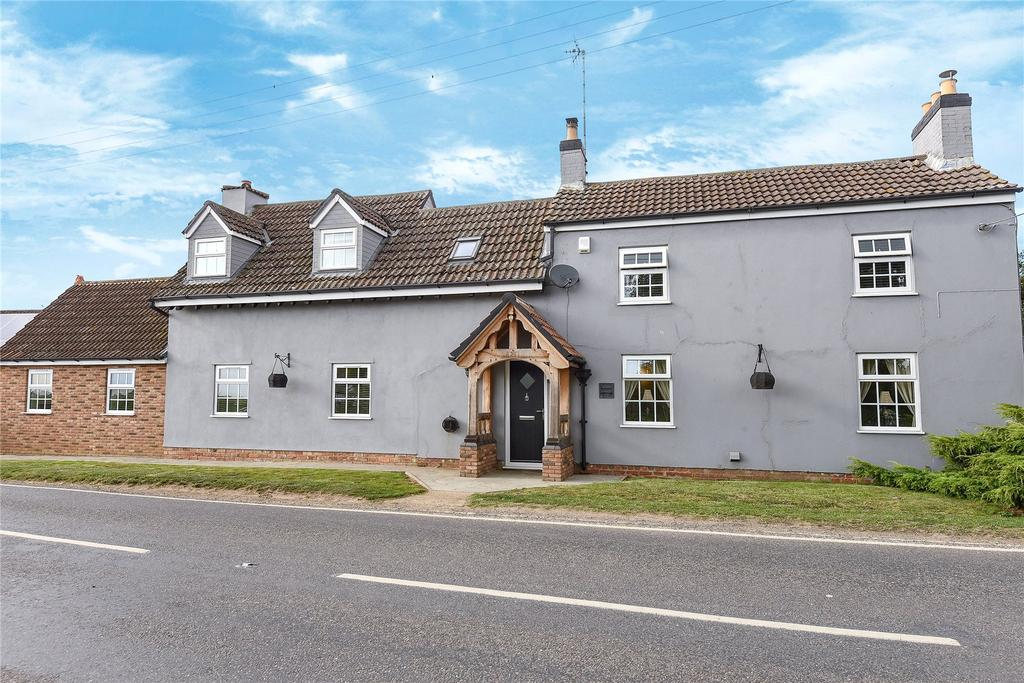 5 Bedrooms Detached House for sale in Clough Road, Gosberton Clough, PE11