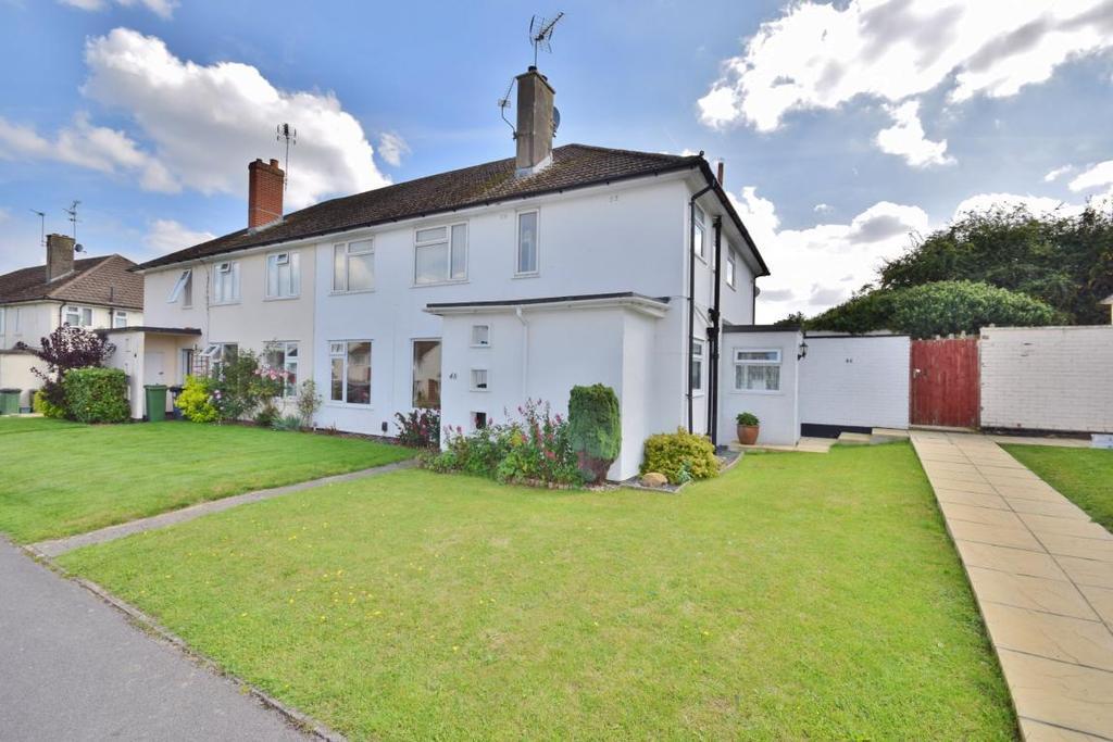 2 Bedrooms Maisonette Flat for sale in Oakridge, Basingstoke, RG21