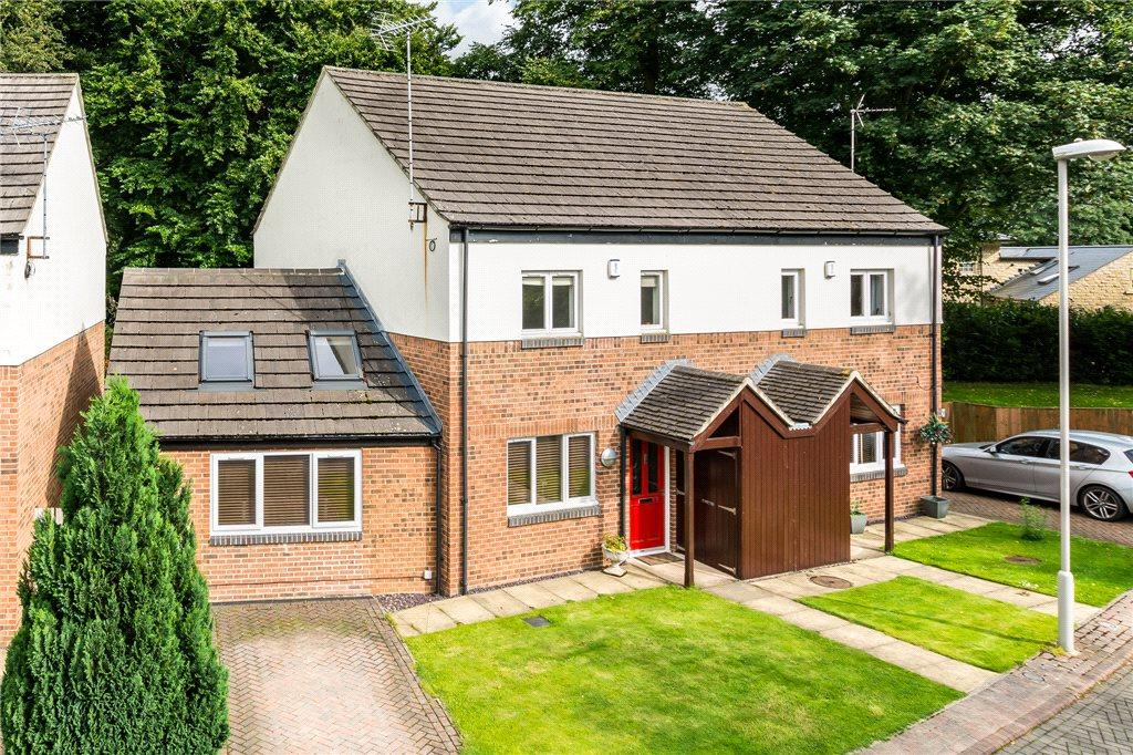 3 Bedrooms Semi Detached House for sale in The Copse, Boston Spa, Wetherby, West Yorkshire