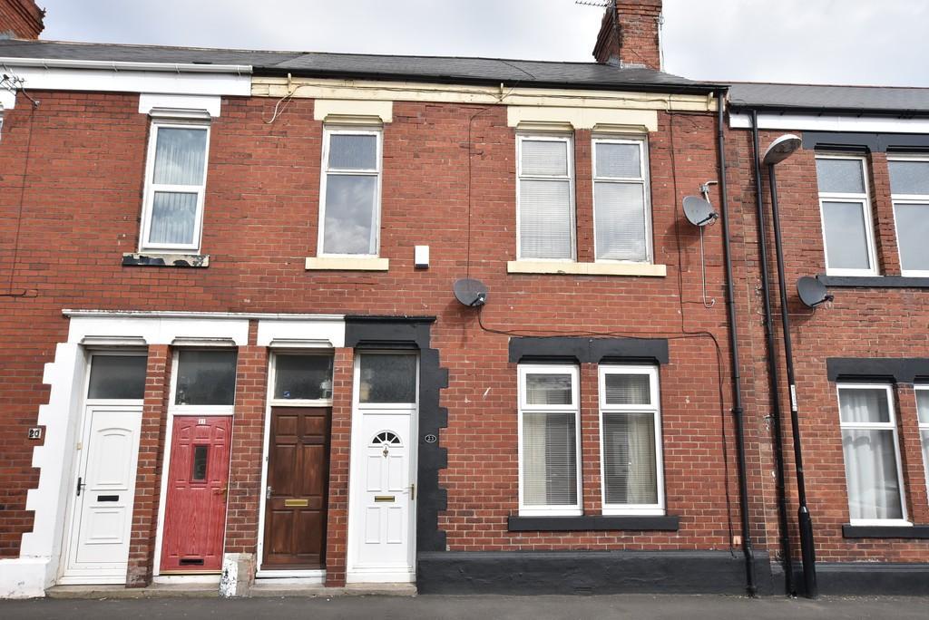1 Bedroom Ground Flat for sale in Sandringham Road, Roker