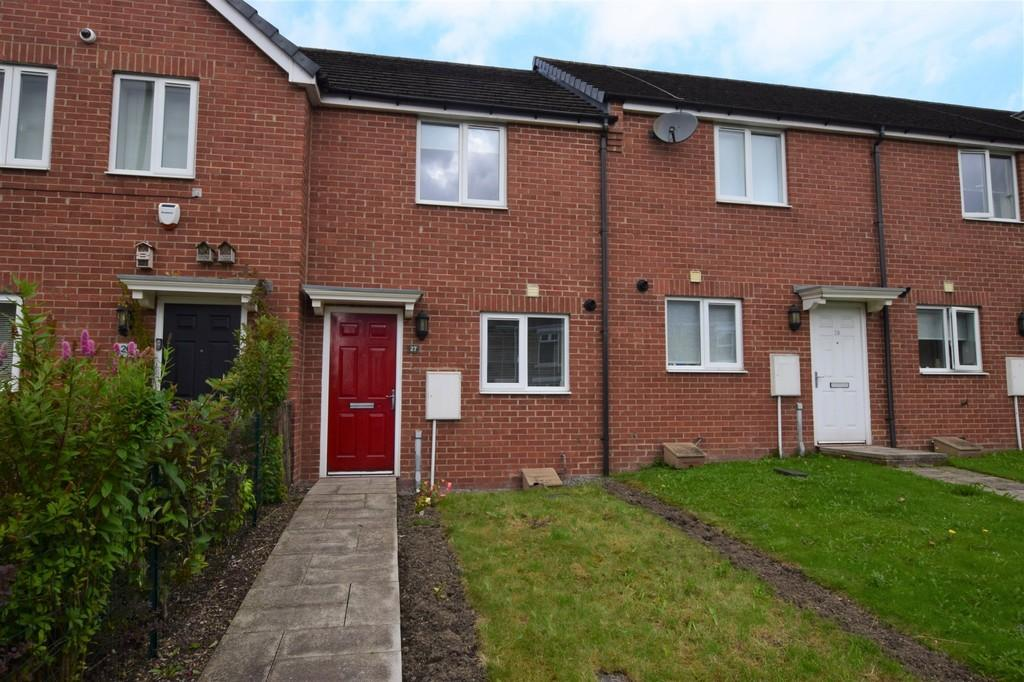 2 Bedrooms Terraced House for sale in Croft Close, Greencroft, Stanley