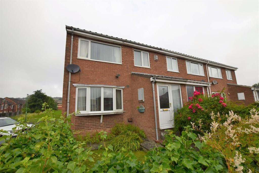 3 Bedrooms End Of Terrace House for sale in Potter Place, South Stanley, Co. Durham