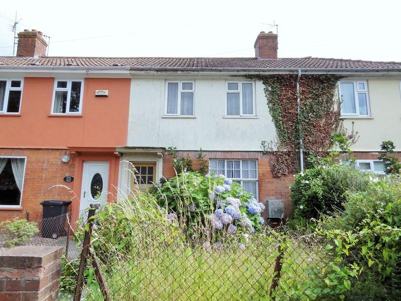 3 Bedrooms Terraced House for sale in Rhode Lane, Bridgwater