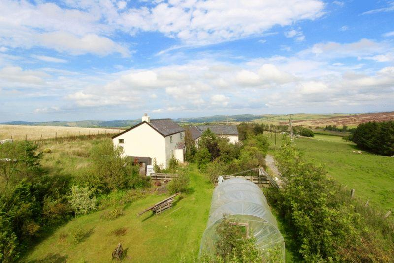 4 Bedrooms Land Commercial for sale in Pen Y Cefn, Llansannan