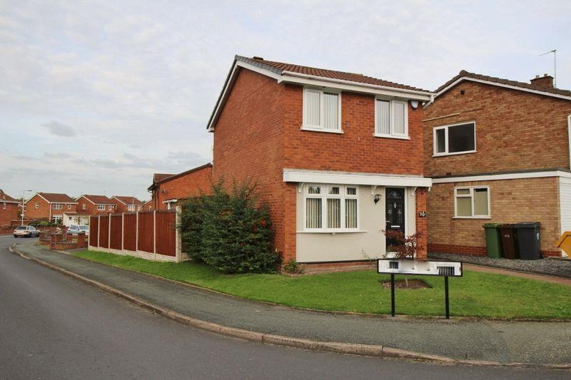 2 Bedrooms Detached House for sale in Beccles Drive, Willenhall
