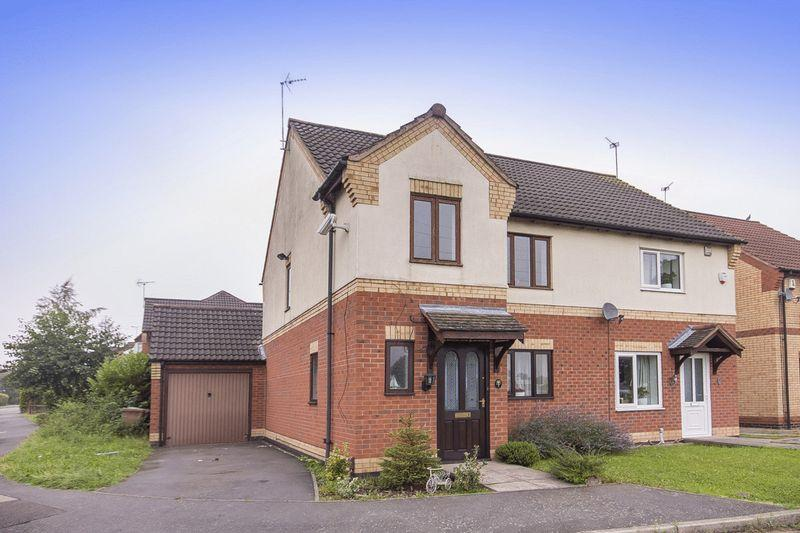 3 Bedrooms Semi Detached House for sale in STORNOWAY CLOSE, SINFIN.