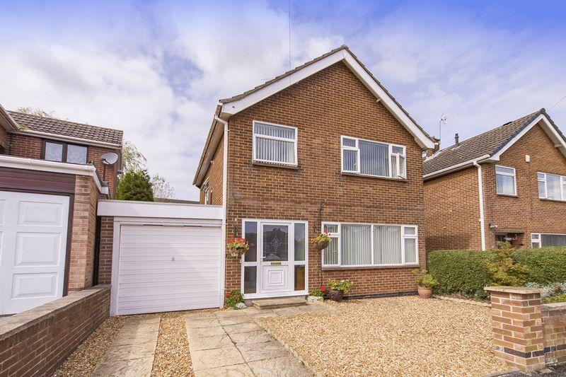 3 Bedrooms Detached House for sale in ORCHARD CLOSE, LITTLEOVER