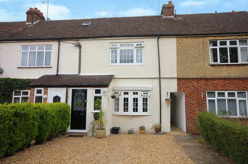 2 Bedrooms Terraced House for sale in Mancroft Road, Aley Green, near Caddington