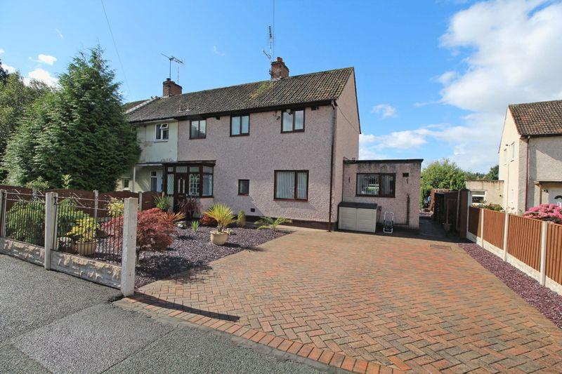 3 Bedrooms Semi Detached House for sale in Rhosymedre, Wrexham