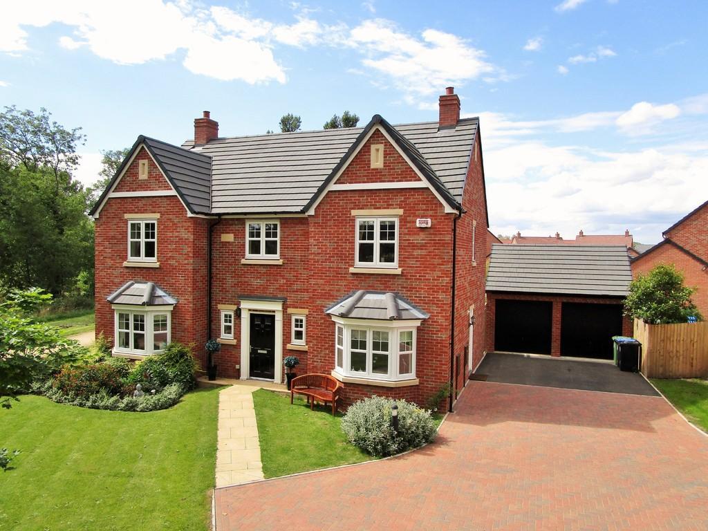 4 Bedrooms Detached House for sale in Ubique Avenue, Meon Vale