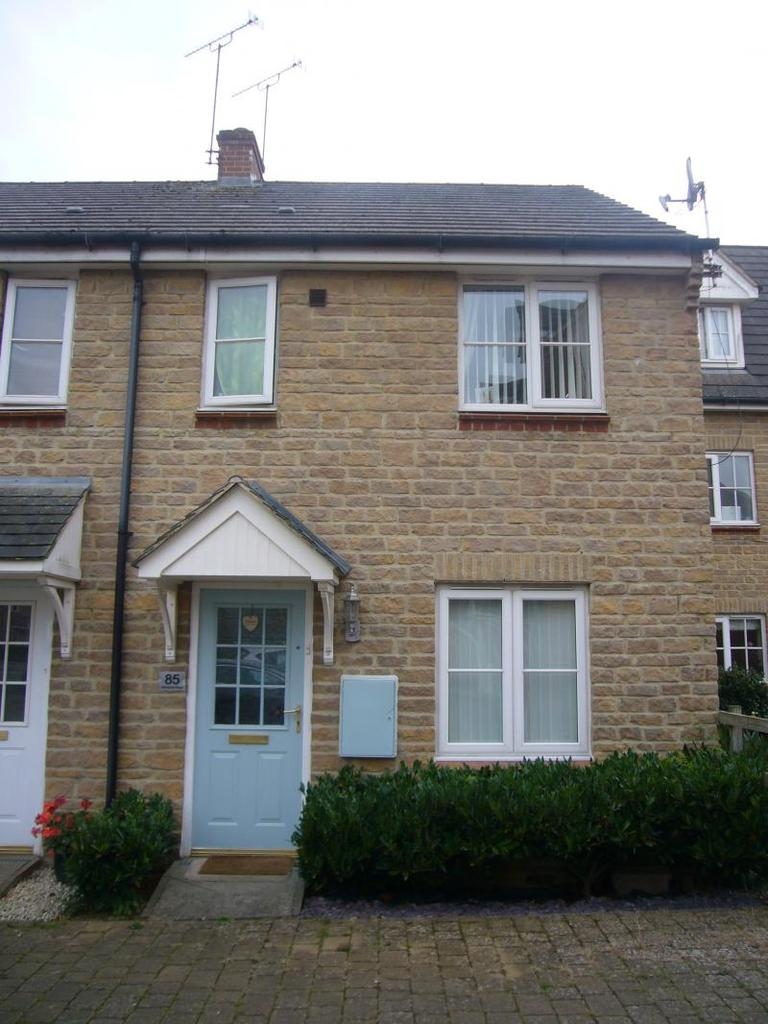 2 Bedrooms House for sale in Ashmead Road, BANBURY, OX16