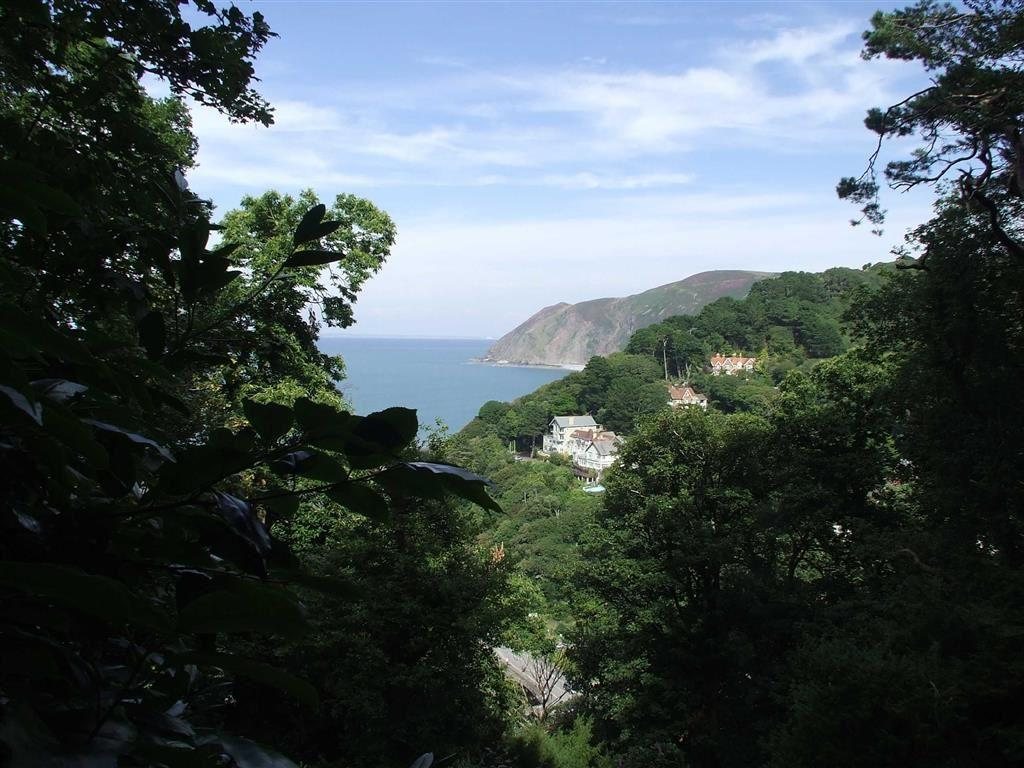 Land Commercial for sale in Castle Heights, Lynton, Lynton, Devon, EX35