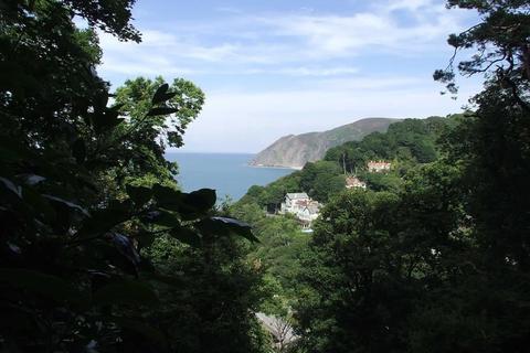 Land for sale - Castle Heights, Lynton, Lynton, Devon, EX35