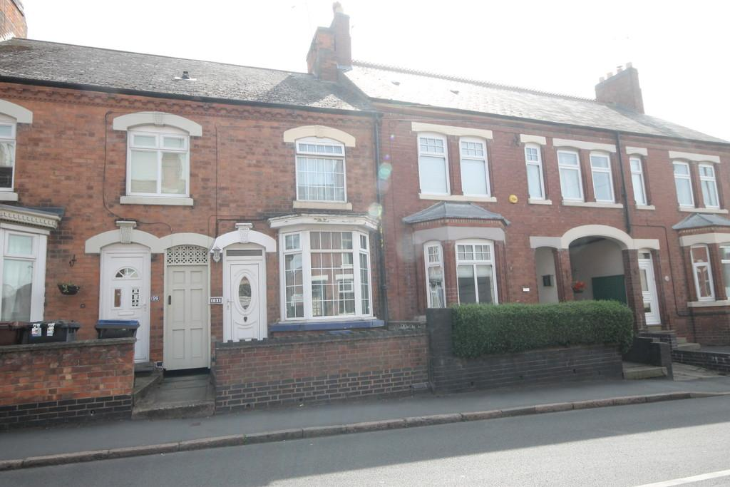 2 Bedrooms Terraced House for sale in High Street, Barwell