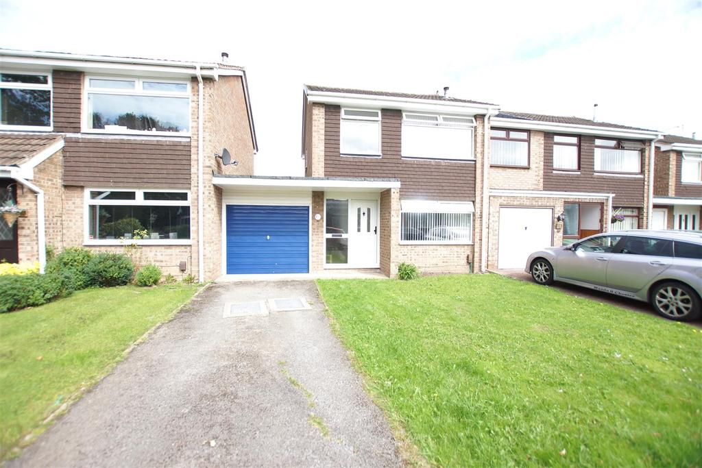 3 Bedrooms Detached House for sale in Randle Meadow, Great Sutton, CH66 2SE