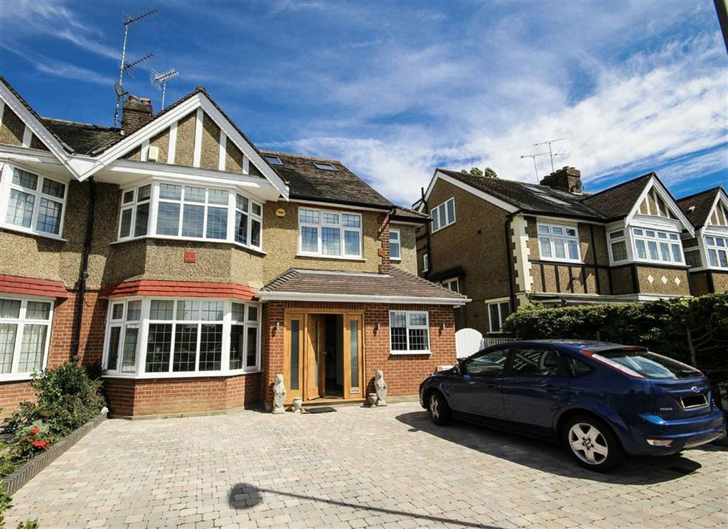 4 Bedrooms House for sale in Greenhill Park, New Barnet, Hertfordshire