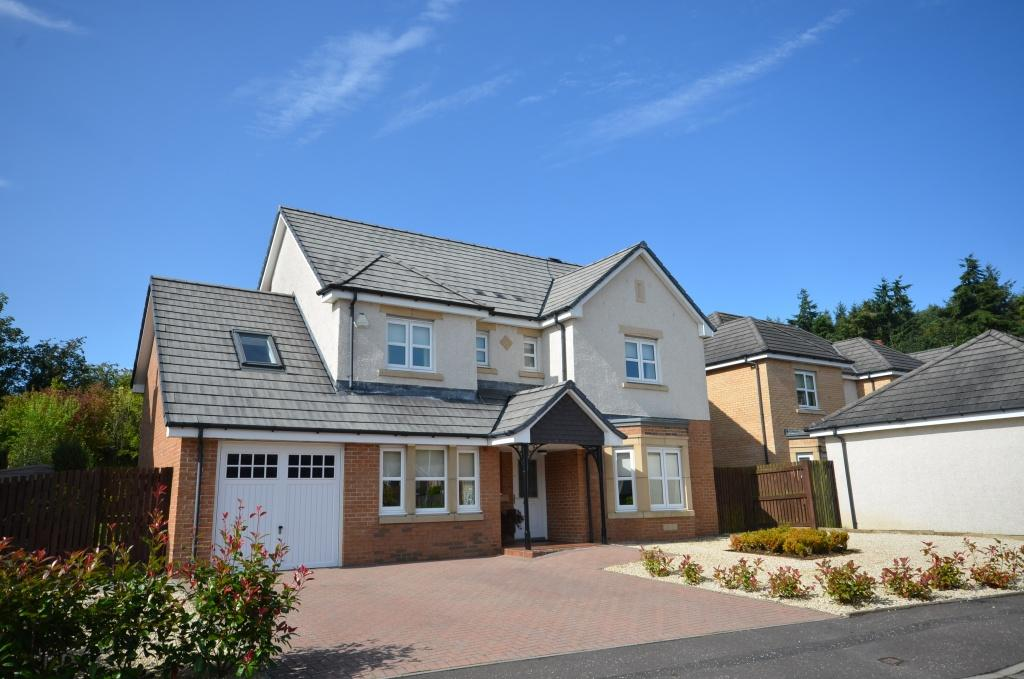 4 Bedrooms Detached Villa House for sale in 2 Doonvale Place, Alloway, KA6 6FD