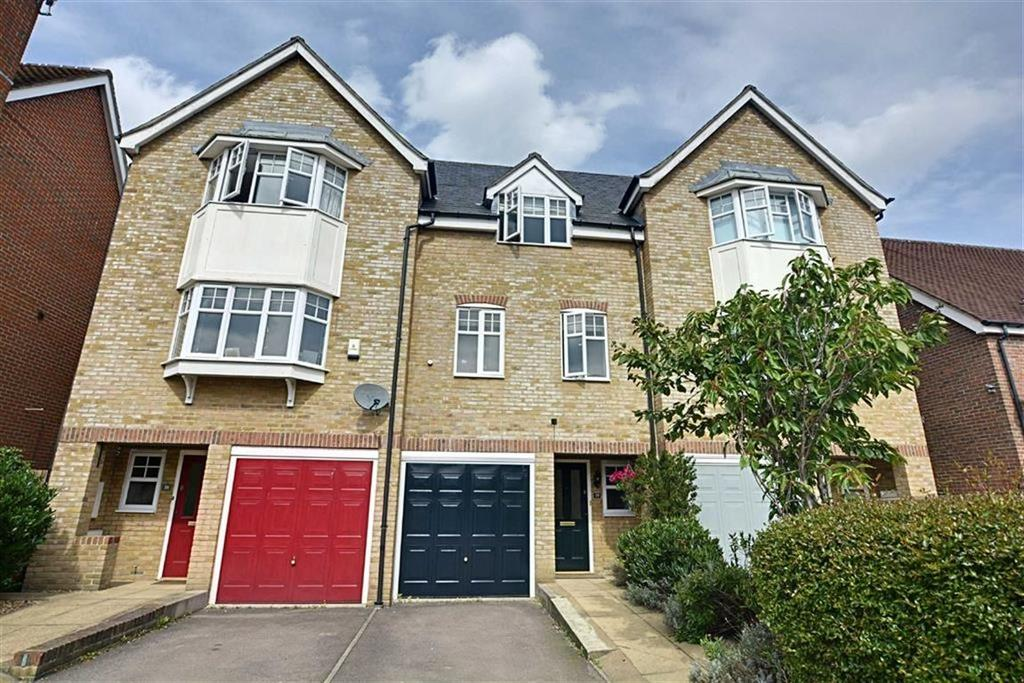 4 Bedrooms Terraced House for sale in Lilbourne Drive, Hertford, Herts, SG13